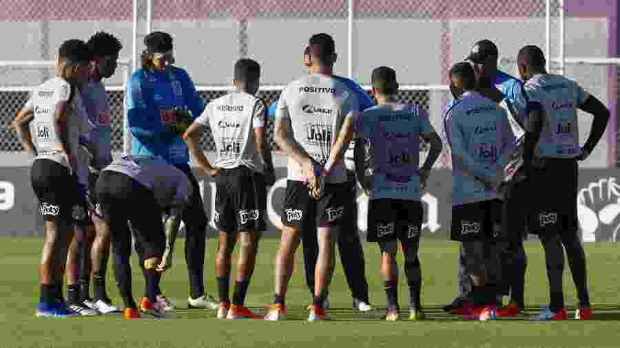 Corinthians abre segundo semestre desafiado a mostrar algo novo após semanas de treinos - Daniel Augusto Jr/Ag. Corinthians
