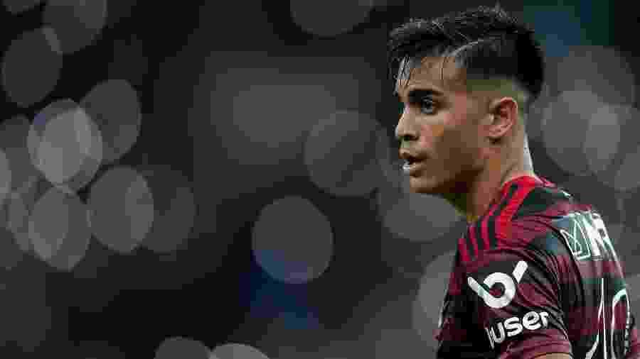 Reinier foi convocado para o Mundial Sub-17, mas Flamengo não liberou o jogador - Thiago Ribeiro/AGIF
