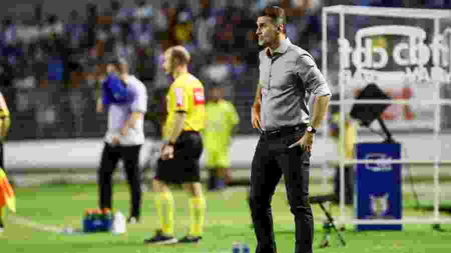 Vagner Mancini, técnico do Atlético-MG - Bruno Cantini/Divulgação/Atlético-MG