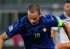 Itália e Bósnia-Herzegóvina ficam no 1 a 1 pela Liga das Nações - Isabella Bonotto/AFP