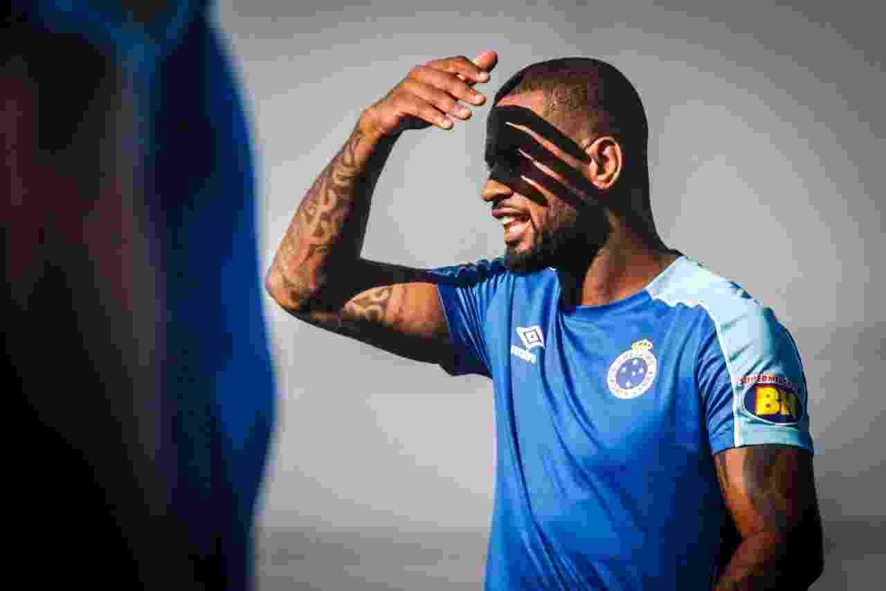 Dedé conseguiu liminar na Justiça para se desligar do Cruzeiro, onde tinha contrato até dezembro de 2021 - undefined