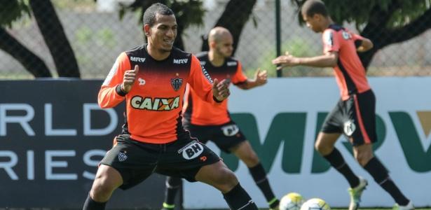 Venezuelano só depende de aval do técnico Marcelo Oliveira para estrear - Bruno Cantini/Divulgação/Atlético-MG
