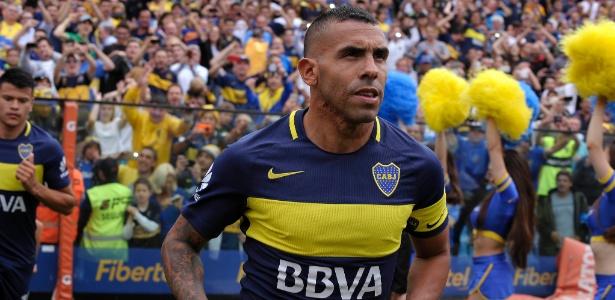 Tevez é o principal reforço do Boca para a Libertadores