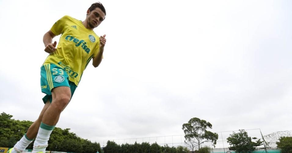 Hyoran Palmeiras treinamento