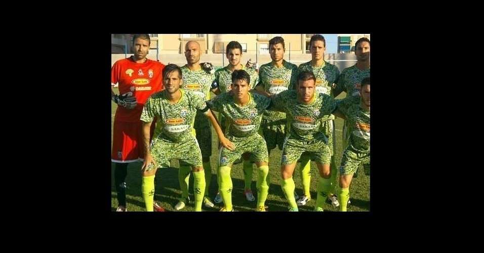 24.jan.2017 - Uniforme do Lorca