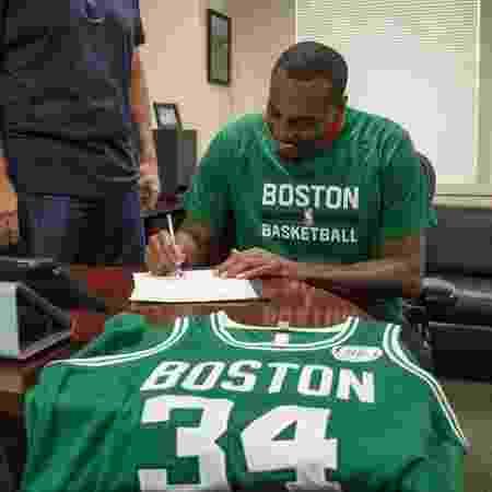 Keith Sliney/Boston Celtics