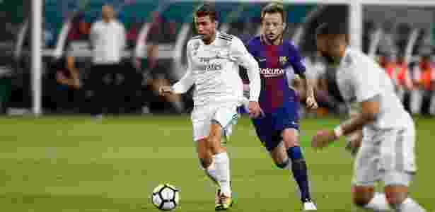 Real Madrid e Barcelona se enfrentam em amistoso em Miami - Divulgação/Real Madrid - Divulgação/Real Madrid