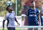 Fotomontagem: Divulgação Atlético-MG e Flamengo