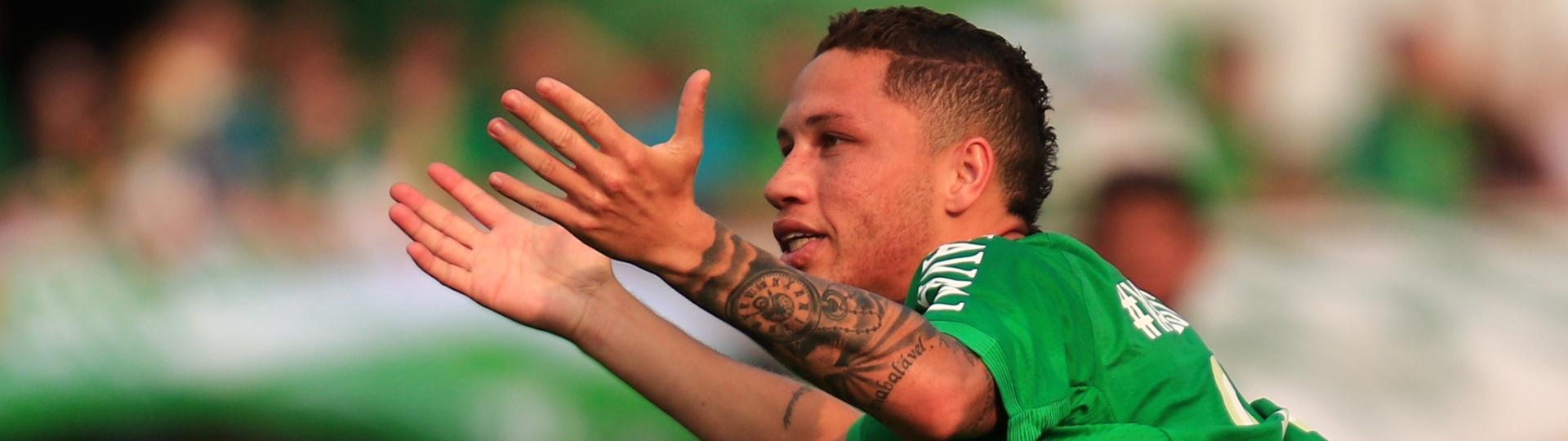 Gol da Chapecoense contra a Ponte Preta foi marcado por Lucas Marques