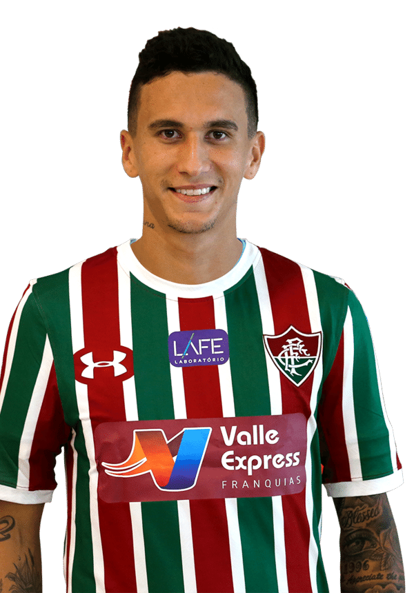 Douglas Moreira Fagundes, meia do Fluminense