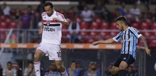 Empate contra o Grêmio foi o 14º do São Paulo no Brasileião-2018 - Rubens Chiri/São Paulo