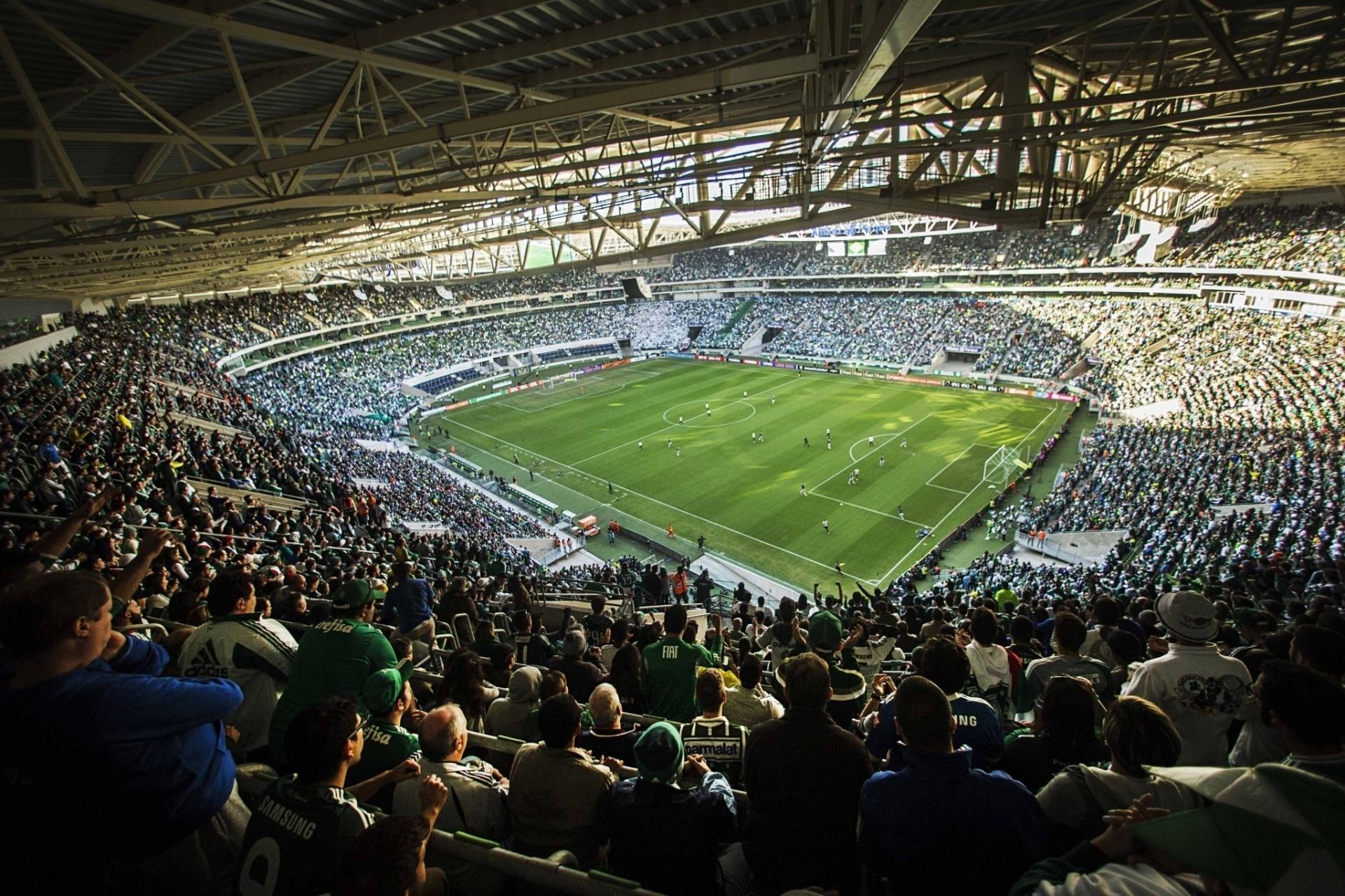 40295f6b9c262 Palmeiras cria setor para mulheres e aumenta gratuidade a crianças -  13 03 2019 - UOL Esporte