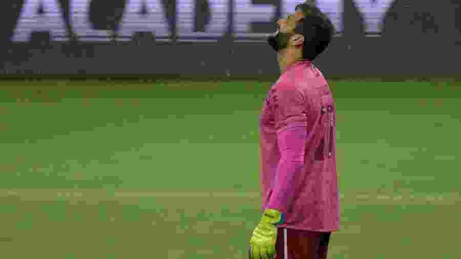 Muriel já cometeu nove falhas pelo Fluminense em 2020; má fase preocupa clube  - GUSTAVO RABELO/ESTADÃO CONTEÚDO