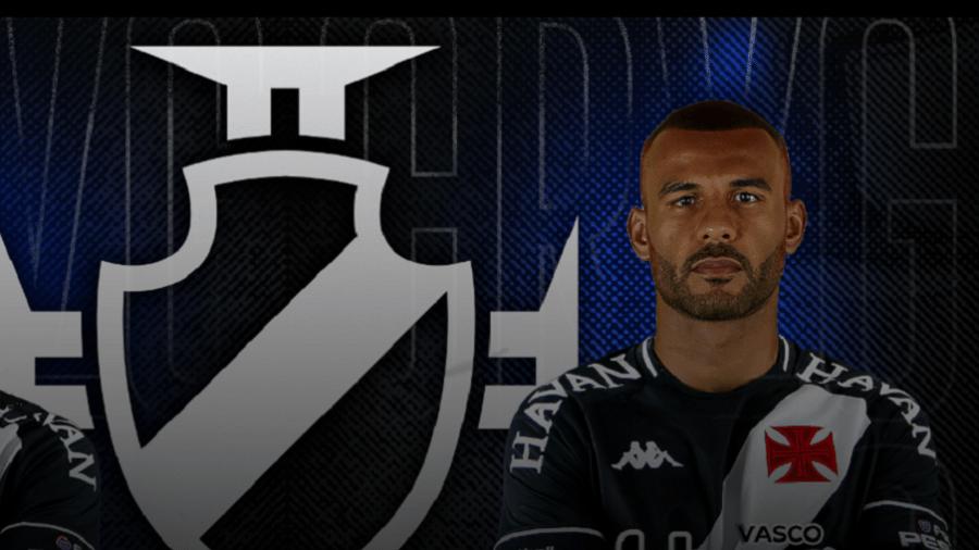 Vasco anunciou as contratações de Marquinhos Gabriel e Ernando - Reprodução/Vasco