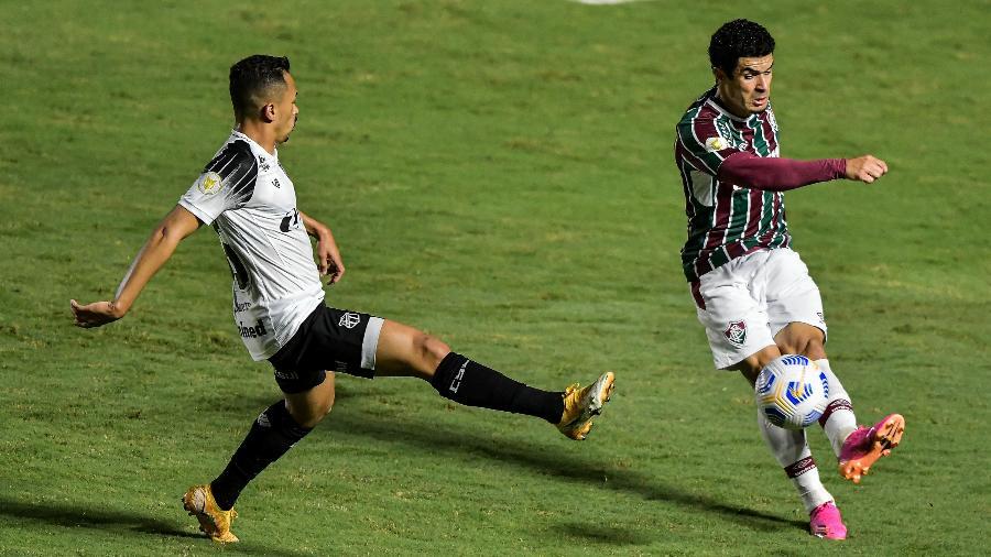 Ceará vem de empate sem gols com o Fluminense, no Rio de Janeiro - Thiago Ribeiro/AGIF