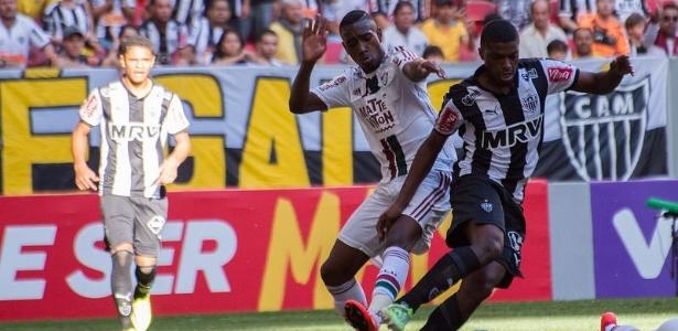 Jemerson depende dos exames médicos e da assinatura de contrato para ser confirmado pelo Mônaco-FRA - BRUNO HADDAD/FLUMINENSE F.C.