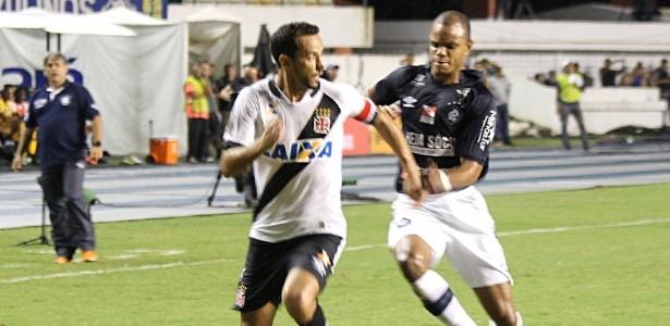 Nenê minimizou as atuações ruins que o Vasco vem tendo nos últimos jogos - Carlos Gregório Júnior / Site oficial do Vasco