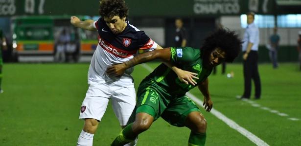 Chapecoense garantiu vaga na decisão ao empatar por 0 a 0 com o San Lorenzo