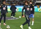 """Em 1ª chance, David Luiz vai bem como volante e agrada Tite por """"vontade"""" - Robert Cianflone/Getty Images"""