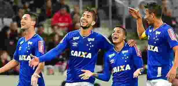Com motivos para sorrir, Cruzeiro chega à final da Copa em seu melhor momento - Jason Silva/AGIF