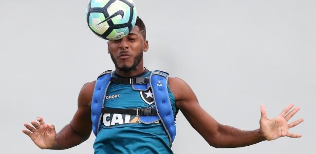 Zagueiro do Botafogo defenderá o Palmeiras a partir de 2018