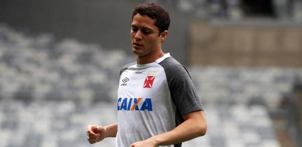 Zagueiro Anderson Martins voltou ao Vasco em julho do ano passado