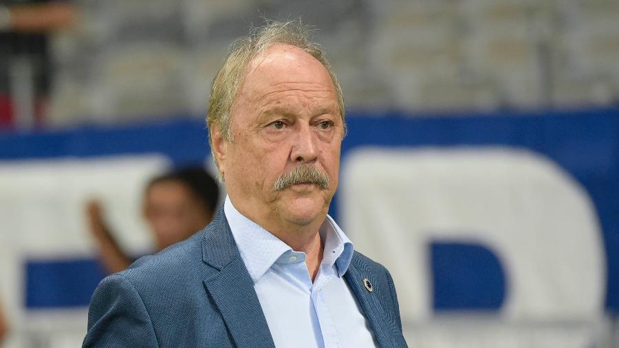 Wagner Pires de Sá foi presidente do Cruzeiro entre 2018 e 2019. Durante sua gestão, endividamento aumentou R$ 504 milhões - © Washington Alves/Light Press/Cruzeiro