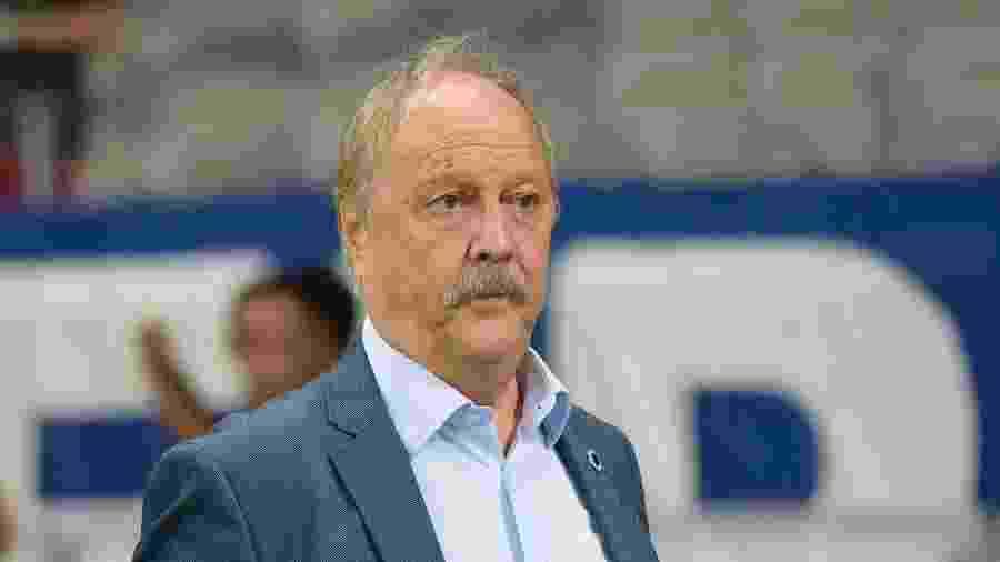 Wagner Pires de Sá foi presidente do Cruzeiro entre 2018 e 2019. Ele foi acionado pelo clube na justiça - © Washington Alves/Light Press/Cruzeiro