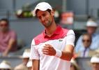 Djokovic é eliminado por Kyle Edmund em Madri; Nadal sobra contra Monfils - Sergio Perez/Reuters