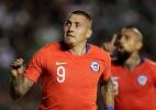 Chile marca no final da partida e vence amistoso com México - Henry Romero/Reuters