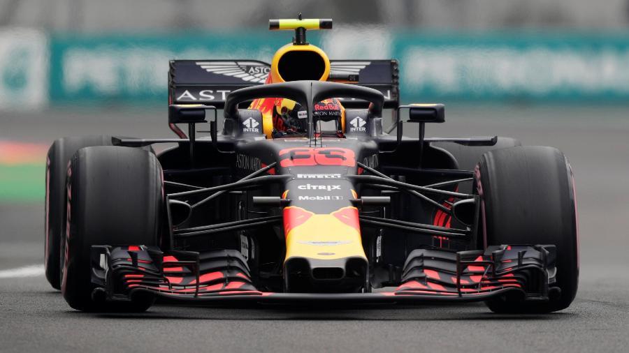 Holandês da Red Bull liderou os três treinos livres na Cidade do México - Henry Romero/Reuters