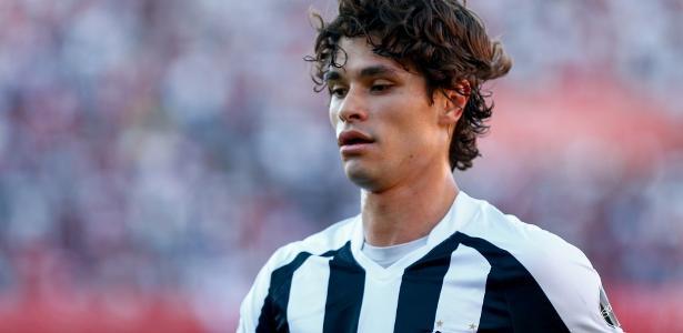 Dodô em ação com a camisa do Santos - Marcello Zambrana/AGIF