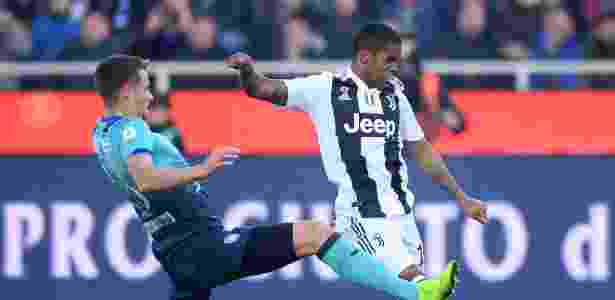 Douglas Costa Juventus -  REUTERS/Alberto Lingria -  REUTERS/Alberto Lingria