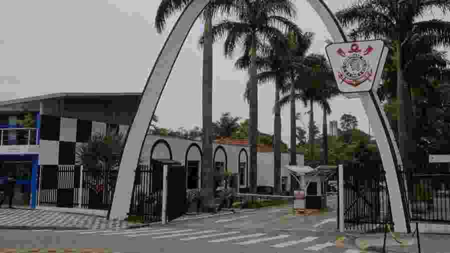 Entrada principal do Parque São Jorge, sede social do Corinthians - Reprodução/Wikipedia