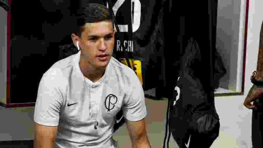 Meia de 21 anos soma 95 partidas e quatro gols; ele vive a segunda temporada como jogador do clube - Rodrigo Gazzanel/Agência Corinthians