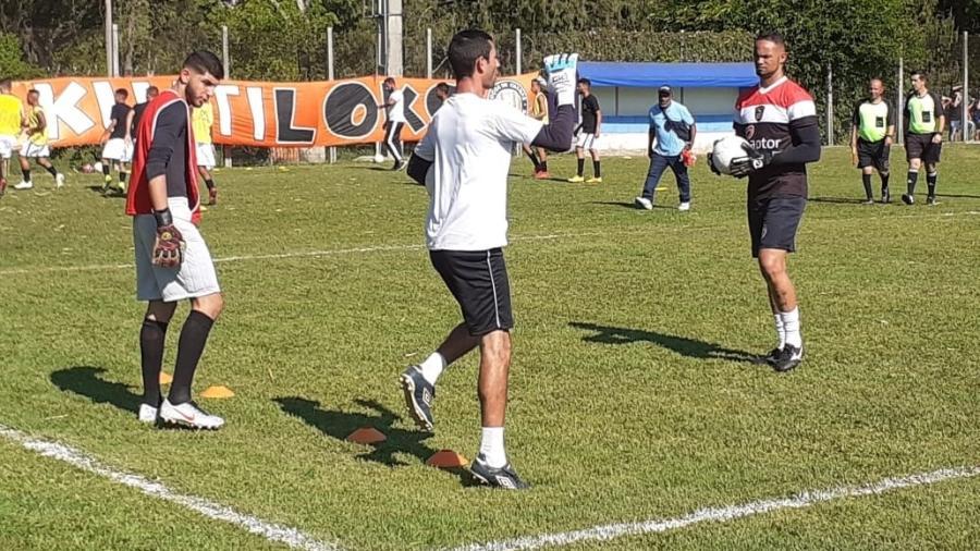 Bruno recebeu chance de equipe de Minas para voltar ao futebol - Franco Júnior/UOL