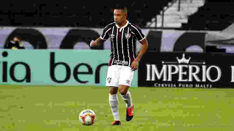 Wellington Silva está em sua terceira passagem pelo Fluminense e renovará contrato - Mailson Santana/Fluminense FC