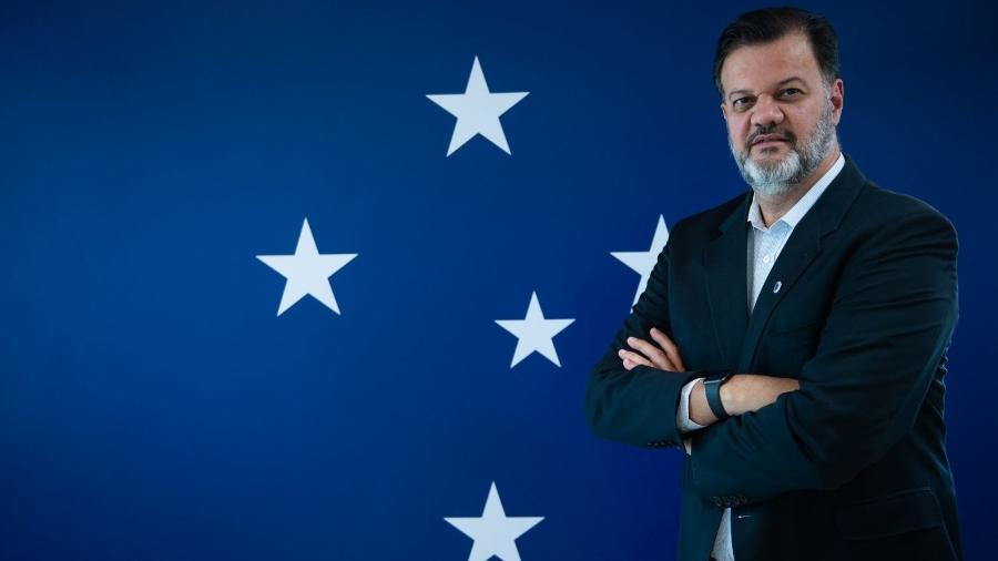 Cruzeiro prepara anúncio de mudança no organograma com a troca de seu diretor executivo - Bruno Haddad/Cruzeiro