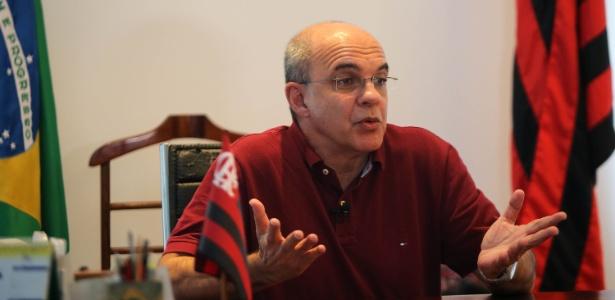 Presidente do Flamengo, Eduardo Bandeira de Mello falou sobre a decisão do Carioca