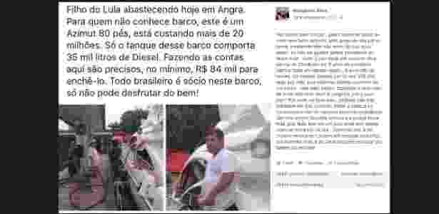 Wanderlei Silva ataca presidente Lula, que respondeu - Reprodução - Reprodução