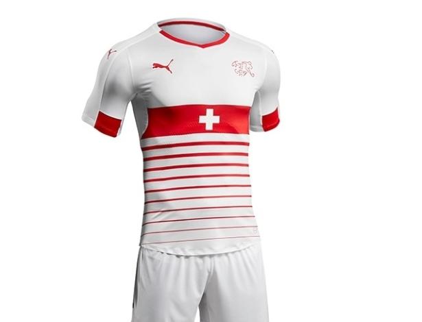 Fotos  Os uniformes da Euro 2016 - 17 03 2016 - UOL Esporte d3284c57f49e2