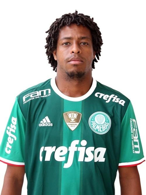 Keno, atacante do Palmeiras
