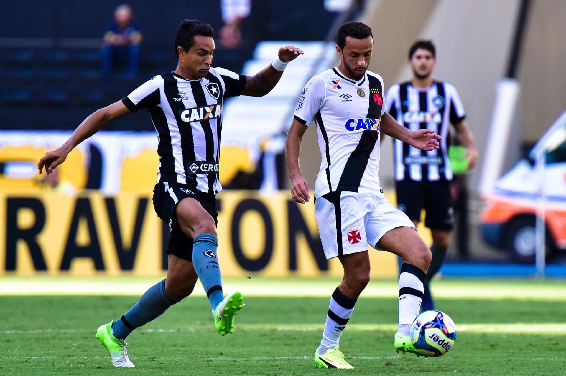 Botafogo e Vasco se reencontram na Série A após quatro anos - Esporte - BOL cb264d6b3c64e