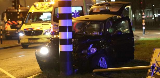 Agüero foi a baixa mais recente do City após acidente de carro