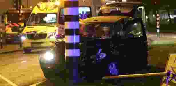 Agüero foi a baixa mais recente do City após acidente de carro - KaWijKo Media/Nickelas Kok/AFP