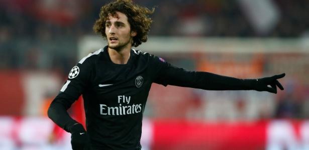 Adrien Rabiot diz que PSG não pensou coletivamente em duelo em Munique
