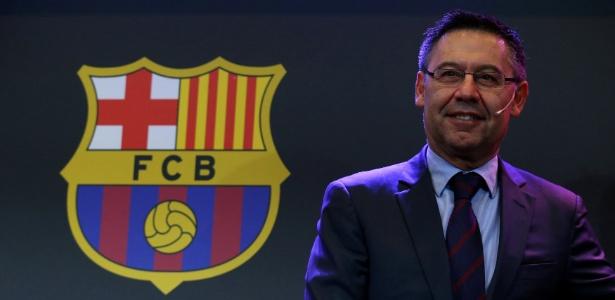 Bartomeu é grande fã de Lionel Messi