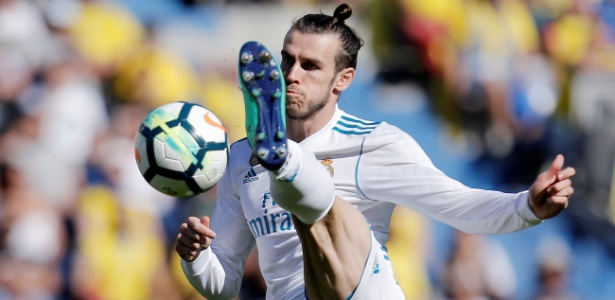 Bale disputa uma vaga no time titular do Real Madrid para o duelo contra a Juve