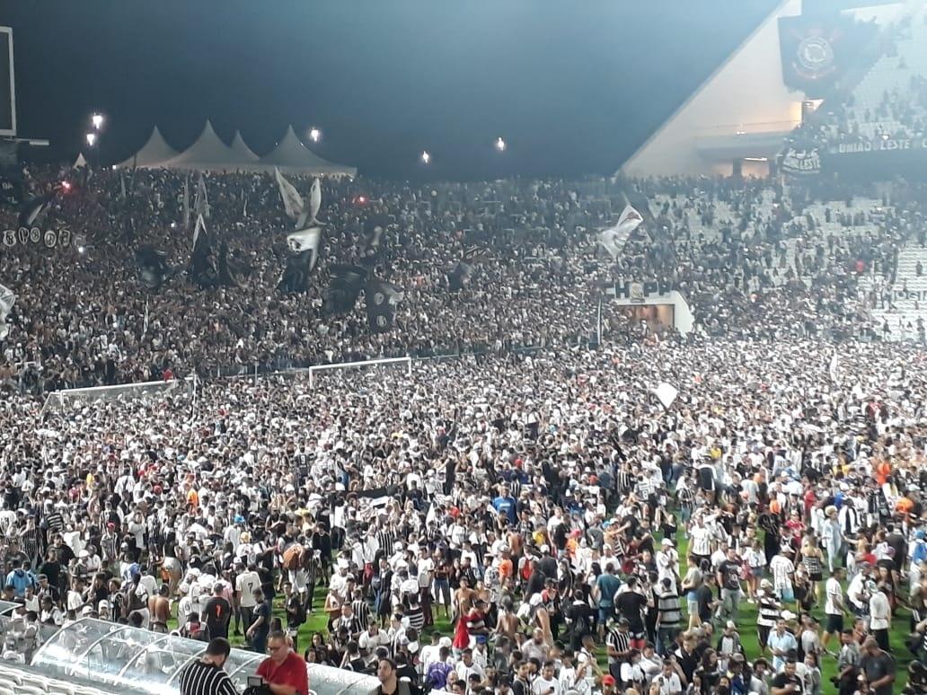 7ebe1be53e Corinthians fará treino aberto na Arena antes de semi da Copa do Brasil -  Esporte - BOL