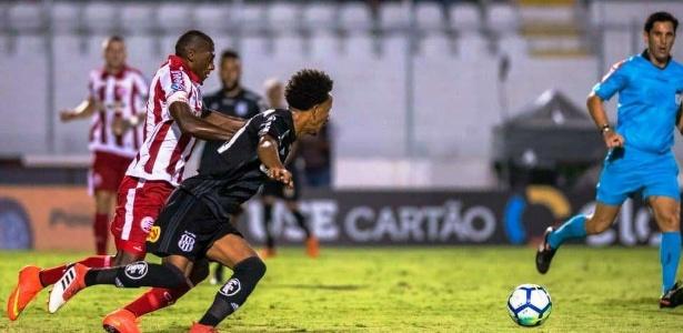 Ponte Preta e Náutico se enfrentaram pelas oitavas de final da Copa do Brasil